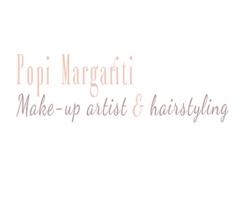 popi margariti makeup hairstyling